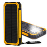 Piscina portátil à prova de banco de Energia Solar Powerbank carregador fabricado na China