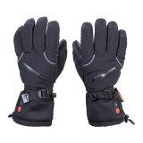 新しい安全手袋指より少ない手袋の防水電池の高い熱くする手袋