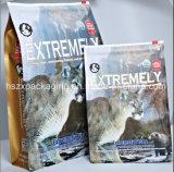 Tribune op de Plastic Zachte Verpakking van het Voedsel voor huisdieren van de Kat Met Pit