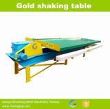 Vibrierender Tisch für das schwere Mineralauswählen