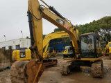 El excavador usado del gato 312D, gato utilizó 312 cavador, excavador 312D del gato