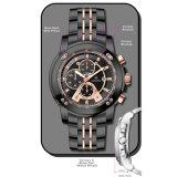 LuxuxMiyota OS60 Chronograph-Uhr-Edelstahl-Armbanduhr für Men72624