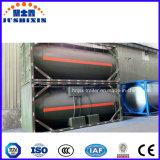 Contenitore tossico corrosivo chimico del serbatoio di iso del acciaio al carbonio per memoria