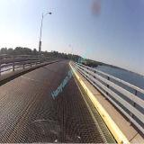 橋シリーズ6に使用するHaoyuanの鋼鉄格子