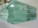 vidrio de cristal del edificio de 1.9mm-25m m/vidrio de flotador claro (W-TP)