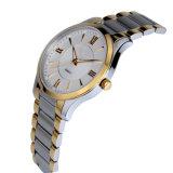 Просто из нержавеющей стали кварцевые часы ODM Швейцарское движение
