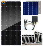 panneau solaire mono fait à l'usine de la haute performance 150W