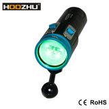 Hoozhu V13のダイビングのビデオランプ最大260lm LEDの飛び込みの照明
