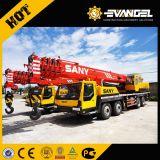 China Mobile tauschen Tonne Sany Stc750s des Kran-75