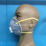 PP jetable masque respirateur de sécurité à charbon actif et la soupape