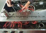 Het commerciële Op zwaar werk berekende Vlakke Elektrische Rooster van het Roestvrij staal