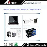 Kit del sistema WiFi NVR della macchina fotografica del CCTV di nuova tecnologia 8CH