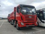 새로운 Hyundai Xcient 8X4 40 톤 판매를 위한 무거운 쓰레기꾼 트럭