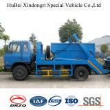 camion di trasporto dell'immondizia del braccio dell'oscillazione dell'euro 3 di 13cbm Dongfeng con Cummins Engine