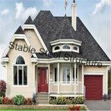 Fertigstahlrahmen-Landhaus-Haus für Verkauf