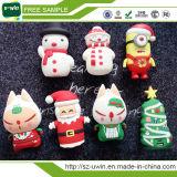 5200mAh 산타클로스 힘 은행 USB 충전기 최고 크리스마스 선물