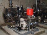 Bomba de aumento de presión gradual de la frecuencia de la presión variable de Constance
