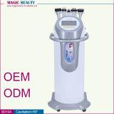 B0104 5 en 1 máquina de la quema de grasa del masaje del cuerpo de la cavitación del ultrasonido