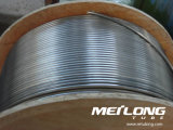 Riga di controllo chimico duplex eccellente del martello dell'acciaio inossidabile della lega 2507 tubazione arrotolata
