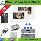 Dernier téléphone de porte vidéo numérique couleur HD avec infrarouge extérieur
