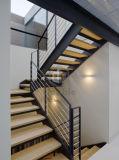 Treppenhaus-Hersteller-Edelstahl-Treppenhaus