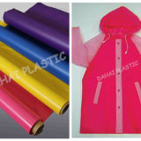 PVC Film de 1800mm Colorful pour Raincoat