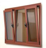 Aluminiumlegierung-horizontales Fenster