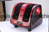 빨간 반죽 회전 진동 난방 발 & 종아리 마사지 기계 개인적인 건강 다리 미용사 마사지 기계