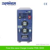инвертор волны синуса 8000W 10000W 12000W 48/72VDC чисто солнечный гибридный