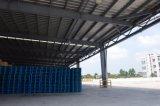 광저우 중국에서 창고를 위한 저가 그리고 고품질 강철 구조물