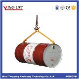 Levantar tirantes horizontais dos cilindros de aço de 55 galões (210 litros)