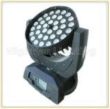 36*10W LEDの洗浄移動ヘッド点ライト