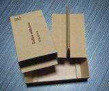 El café/cajas de embalaje de papel Kraft Caja de café