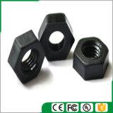 Écrou hexagonal en nylon, écrou hexagonal en plastique, écrou en nylon (M2-M10)
