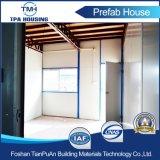 Casa Prefab do frame da construção de aço da luz do baixo custo para o trabalhador Domitory