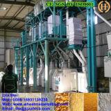 para Nshima Fufu Ugali de la máquina del molino harinero del maíz 100t/24h