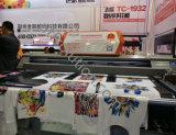 Impressora Flatbed Fd1628 de matéria têxtil de Digitas
