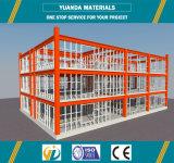 Usine préfabriquée neuve de la structure métallique 2016