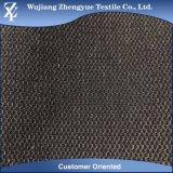 Tela durable de la ropa de deportes de Elastane 4 del poliester del telar jacquar del estiramiento de nylon de la manera
