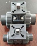 Belüftung-Kugelventil mit Verbindungsstück für Stellzylinder