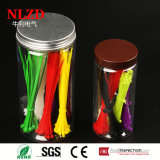 Nylon связь кабеля оборачивает полные величины оптом сразу от фабрики Китая