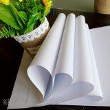 Papier d'impression offset Woodfree/Raw blanc du papier offset /couleur crème/Papier Le Papier bond pour ordinateur portable