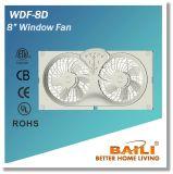"""Baili 9 """" umschaltbarer Doppelfenster-Ventilator mit entfernter Station"""