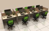 현대 작풍 우수한 직원 단일 회선 외침 센터 워크 스테이션 (SZ-WS670)