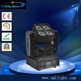 Inno Mini-LED bewegliches Hauptlicht der Pocket Z4 2*2 Matrix-mit lautem Summen DJ Lghting