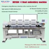 Holiauma 4ヘッド高速の混合されたSwfの刺繍機械価格
