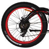 Bici eléctrica del neumático gordo de Well-Bulid con el motor de Bafang