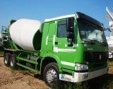 Camion della betoniera di HOWO per costruzione