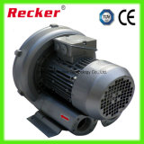 TUVの石鹸水によって監査される製造業者が付いているRecker 1.3KWの渦の空気ブロア