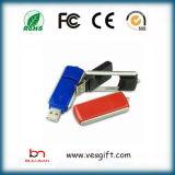 Dispositivo di alluminio di Pendrive del bastone di memoria del USB dell'ABS